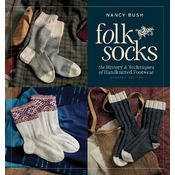 Interweave Press-Folk Socks Revised