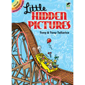 Dover Publications, Little Hidden Pictures Book Wholesale Bulk