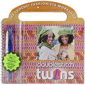 Red Heart Double Stitch Twins W/DVD