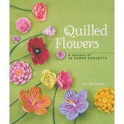 Sterling Publishing Book -Quilled Flowers