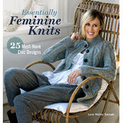 Book - Interweave Press-Essentially Feminine Knits