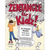Book - Zentangle For Kidz