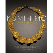 Random House Books-Kumihimo Wire Jewelry