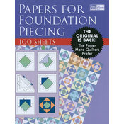 Martingale & Company Foundation Paper-8-1/2'X11' 100/Pkg Wholesale Bulk