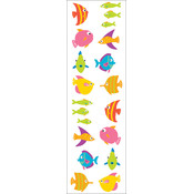 Mrs. Grossman's Stickers-Chubby Fish