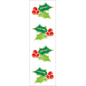 Mrs. Grossman's Stickers-Jolly Holly