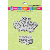 Stampendous Cling Stamp-Changito Cha Cha With You