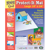 Protect-It Mat, Clear