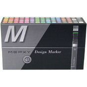 MEPXY Design Marker Sets 60/Pkg-Basic