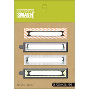 K&Company Binder SMASH Clips-18/Pkg Wholesale Bulk