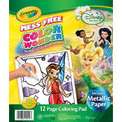 Crayola Color Wonder Coloring Pad, Disney Fairies Wholesale Bulk
