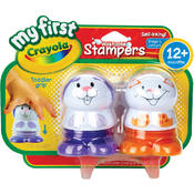 My First Crayola Washable Stampers Wholesale Bulk