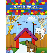 Do-A-Dot Activity Book, Who's In The Zoo?