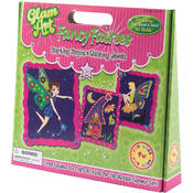 Do-A-Dot Glam Art Kit, Fancy Fairies Wholesale Bulk