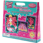 Do-A-Dot Glam Art Kit, Magnificent Mermaids Wholesale Bulk