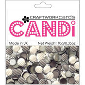 Craftwork Cards Candi Dot Embellishments, Saville Row Wholesale Bulk