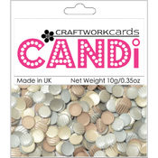 Craftwork Cards Candi Dot Embellishments, Baker Street Wholesale Bulk