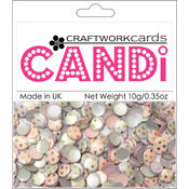 Craftwork Cards Candi Dot Embellishments, Notting Hill Wholesale Bulk