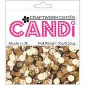 Craftwork Cards Candi Dot Embellishments, Westminster Wholesale Bulk