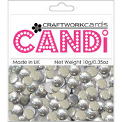 Craftwork Cards Candi Dot Embellishments, Champagne Bubbles Wholesale Bulk
