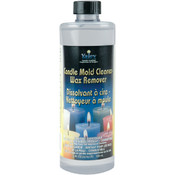 Candle Mold Cleaner & Wax Remover 8 Ounce Bottle-