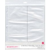 American Crafts Photo Protectors With Sleeves, Holds 4x6 Photos Wholesale Bulk