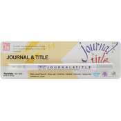 Zig Journal & Title Marker, Platinum Wholesale Bulk