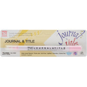 Zig Journal & Title Marker, Candy Pink Wholesale Bulk