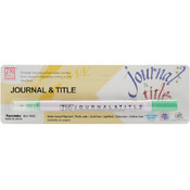 Zig Journal & Title Marker, Clover Wholesale Bulk