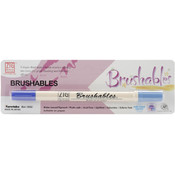Zig Brushables Marker, Pure Blue Wholesale Bulk
