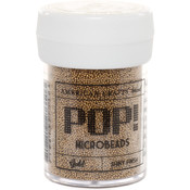 Microbeads-Gold