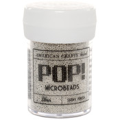 Microbeads-Silver