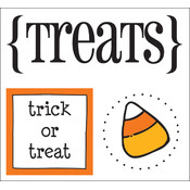 SRM Quick Cards 2/Pkg-Treats