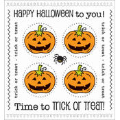 SRM We&#39;ve Got Your Sticker-Halloween