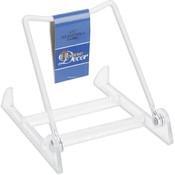 Darice Adjustable Easel 4-1/2'-White Wholesale Bulk