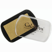 ColorBox Metallic Pigment Inkpad-Gold