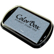 ColorBox Metallic Pigment Inkpad-Silver