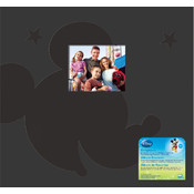 EK Success Disney Mickey Postbound Album 12'X12'-Family Wholesale Bulk
