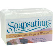 Soapsations Soap Block 1 Pound-Glycerine