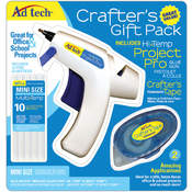 Crafter Gift Pack - Glue Gun -12 Piece Set