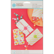 Martha Stewart Treat Bags 4-1/2'X7' 12/Pkg-Modern Festive Wholesale Bulk
