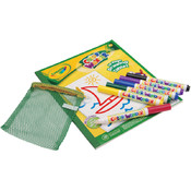 Crayola Color Wonder Marker & Paper Set-