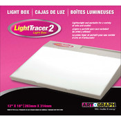 "LightTracer 2 Light Box-12""X18"""