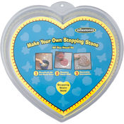 Stepping Stone Mold-Heart 12""