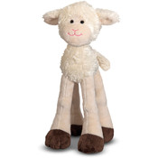 Lanky Legs Stuffed Animal-Lamb