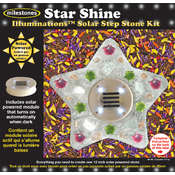 Solar Step Stone Kit-Star Shine