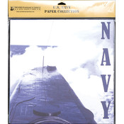 Uniformed Scrapbooks U.S. Navy Scrapbook Paper Pack'-Assorted Prints Wholesale Bulk