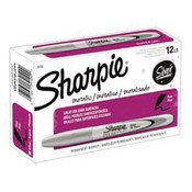 Sharpie Metallic Perm. Marker Open Stock-Silver