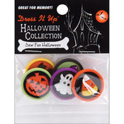 DressIt Up Holiday Embellishments-Sewfun Halloween