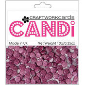 Craftwork Cards Candi Dot Embellishments .35 oz-Safari Girl Wholesale Bulk